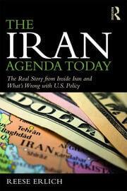 The Iran Agenda Today - 1st Edition book cover