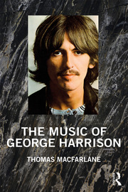 The Music of George Harrison - 1st Edition book cover
