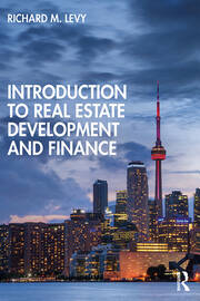 Introduction to Real Estate Development and Finance -  1st Edition book cover