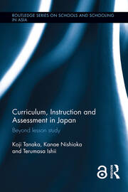 Curriculum, Instruction and Assessment in Japan book cover