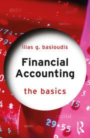 Financial Accounting : The Basics - 1st Edition book cover