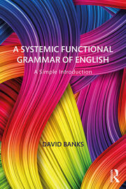 A Systemic Functional Grammar of English - 1st Edition book cover