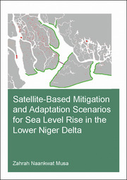 Satellite-Based Mitigation and Adaptation Scenarios for Sea Level Rise in the Lower Niger Delta