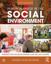 Human Behavior in the Social Environment - 5th Edition book cover