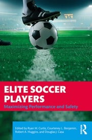 Elite Soccer Players - 1st Edition book cover