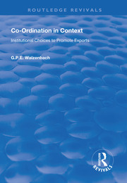 Co-Ordination in Context - 1st Edition book cover