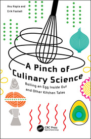A Pinch of Culinary Science - 1st Edition book cover
