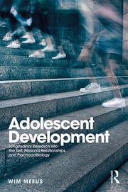 Adolescent Development - 1st Edition book cover