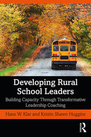 Developing Rural School Leaders -  1st Edition book cover
