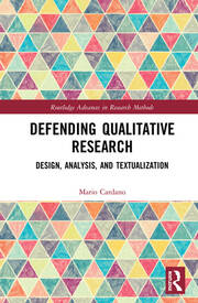 Defending Qualitative Research -  1st Edition book cover