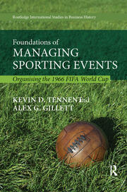 Foundations of Managing Sporting Events - 1st Edition book cover