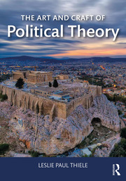 The Art and Craft of Political Theory - 1st Edition book cover