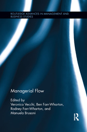 Managerial Flow - 1st Edition book cover