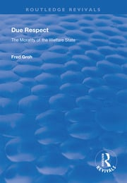 Due Respect - 1st Edition book cover