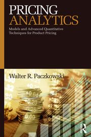 Pricing Analytics - 1st Edition book cover