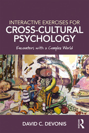 Interactive Exercises for Cross-Cultural Psychology - 1st Edition book cover
