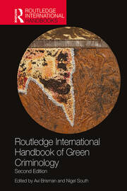 Routledge International Handbook of Green Criminology -  2nd Edition book cover