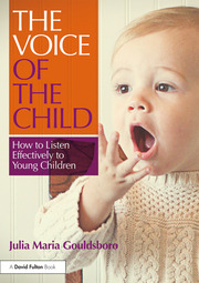 The Voice of the Child - 1st Edition book cover