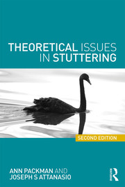 Theoretical Issues in Stuttering - 2nd Edition book cover