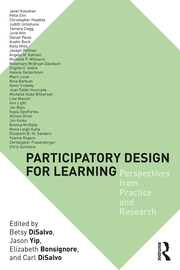 Participatory Design for Learning - 1st Edition book cover
