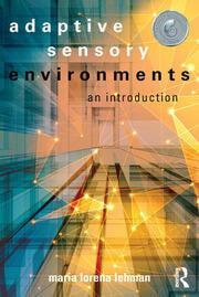 Adaptive Sensory Environments - 1st Edition book cover