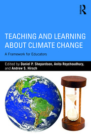 Teaching and Learning about Climate Change - 1st Edition book cover