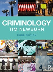 Criminology - 3rd Edition book cover