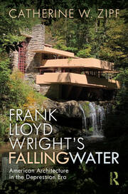 Frank Lloyd Wright's Fallingwater - 1st Edition book cover