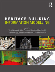 Heritage Building Information Modelling - 1st Edition book cover