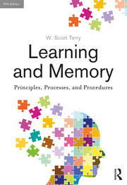Learning and Memory - 5th Edition book cover