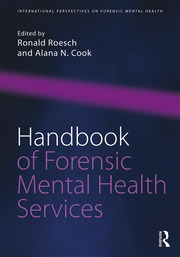 Handbook of Forensic Mental Health Services - 1st Edition book cover