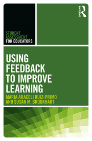 Using Feedback to Improve Learning - 1st Edition book cover