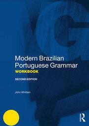 Modern Brazilian Portuguese Grammar Workbook - 2nd Edition book cover