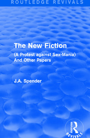 The New Fiction - 1st Edition book cover