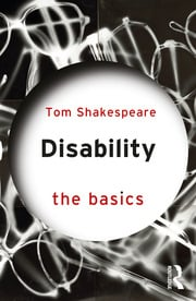 Disability : The Basics - 1st Edition book cover