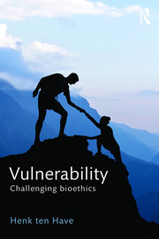 Vulnerability - 1st Edition book cover