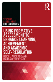 Using Formative Assessment to Enhance Learning, Achievement, and Academic Self-Regulation - 1st Edition book cover