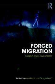 Forced Migration : Current Issues and Debates - 1st Edition book cover