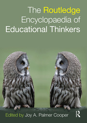 Routledge Encyclopaedia of Educational Thinkers - 1st Edition book cover