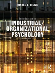 Introduction to Industrial/Organizational Psychology - 7th Edition book cover