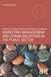 Marketing Management and Communications in the Public Sector - 2nd Edition book cover