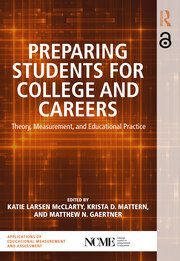 Preparing Students for College and Careers - 1st Edition book cover