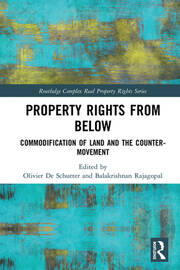 Property Rights from Below -  1st Edition book cover