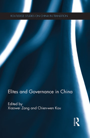 Elites and Governance in China - 1st Edition book cover