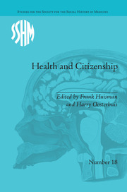 Health and Citizenship - 1st Edition book cover