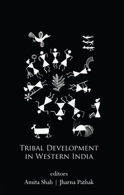 Tribal Development in Western India - 1st Edition book cover