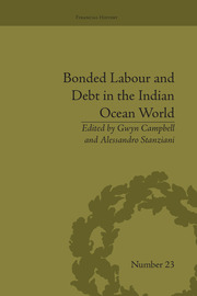 Bonded Labour and Debt in the Indian Ocean World - 1st Edition book cover