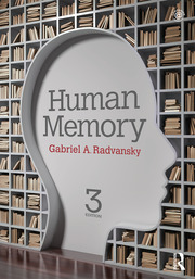 Human Memory - 3rd Edition book cover