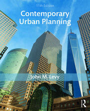 Contemporary Urban Planning - 11th Edition book cover