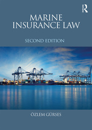 Marine Insurance Law - 2nd Edition book cover
